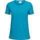 Peak Performance Track - Camiseta manga corta Mujer - azul